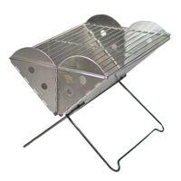 uco grill- und feuerschale gr.l - grill - grau