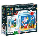 Clementoni® Play Creative - Gestalte dein eigenes Aquarium