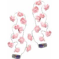 led-lichterkette, rosa
