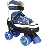 Best Sporting Rollschuhe Quad Style, blau Gr.36-39, blau