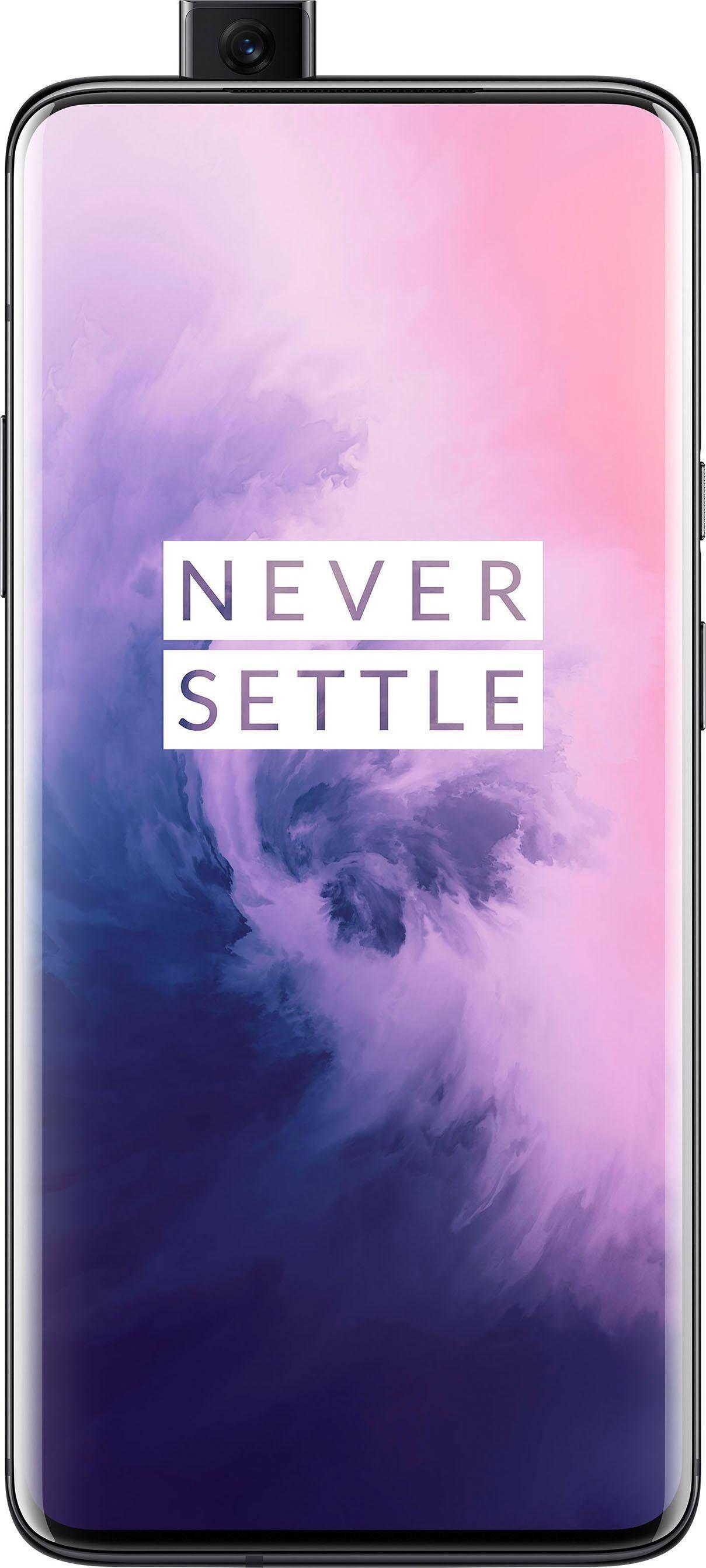 OnePlus 7 Pro 8GB+256GB Smartphone (16,9 cm/6,7 Zoll, 256 GB Speicherplatz, 48 MP Kamera), mirror gray