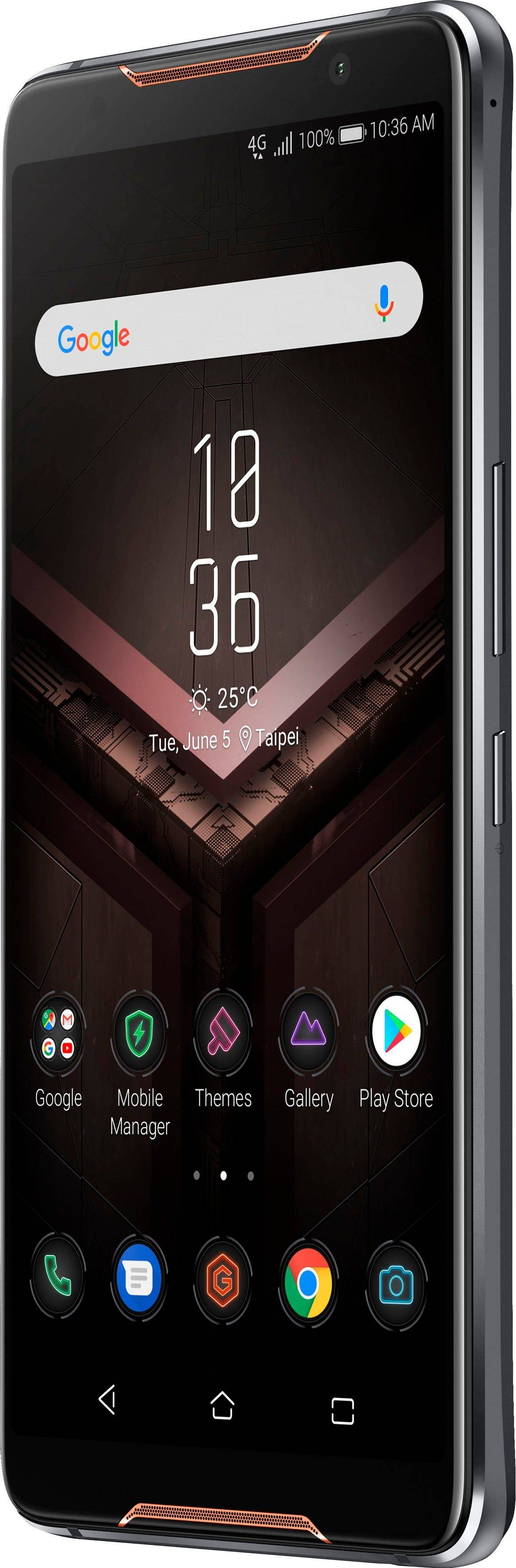 Asus ROG Phone ZS600 KL Smartphone (15,24 cm/6 Zoll, 512 GB Speicherplatz, 12 MP Kamera)