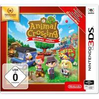 nintendo 3ds animal crossing: new leaf - welcome amiibo selects