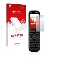 upscreen schutzfolie »für logitech harmony 950«, folie schutzfolie klar anti-scratch