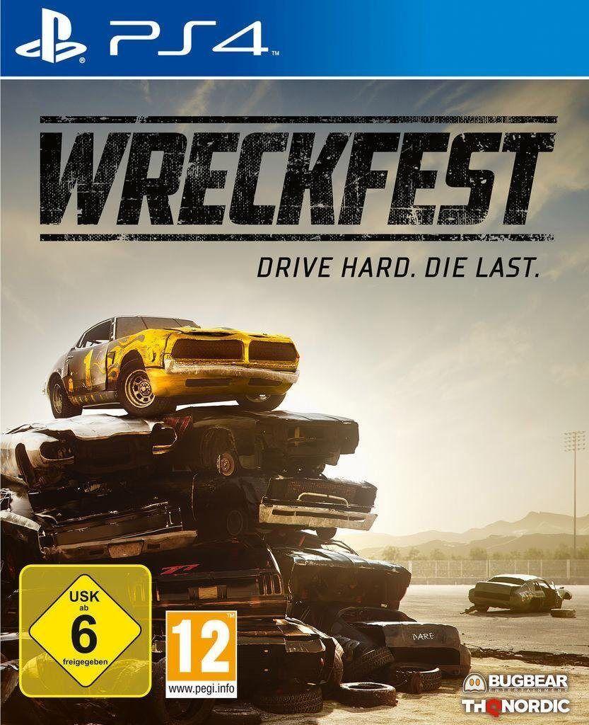 Koch Media Wreckfest PlayStation 4