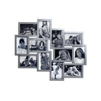 heine home fotogalerie für 12 fotos, silberfarben
