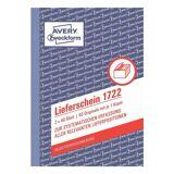 ZWECKFORMAVERY Lieferschein »1722«, blau