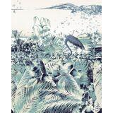 Komar Fototapete »Fantasia Cool«, 200/250 cm, blau
