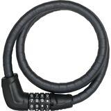 ABUS Spiralschloss »6615C/120/15 black«