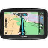 TomTom »Start 52 EU T« Navigationsgerät (Europa (45 Länder), inklusive lebenslanger Kartenupdates), schwarz