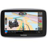 TomTom Navigationsgerät »GO Premium 5 World«, Schwarz
