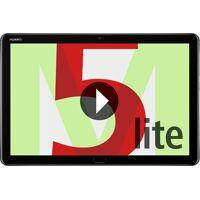 huawei mediapad m5 lite 10'' wifi tablet (25,7