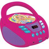 Lexibook® Barbie CD-Player mit Radio