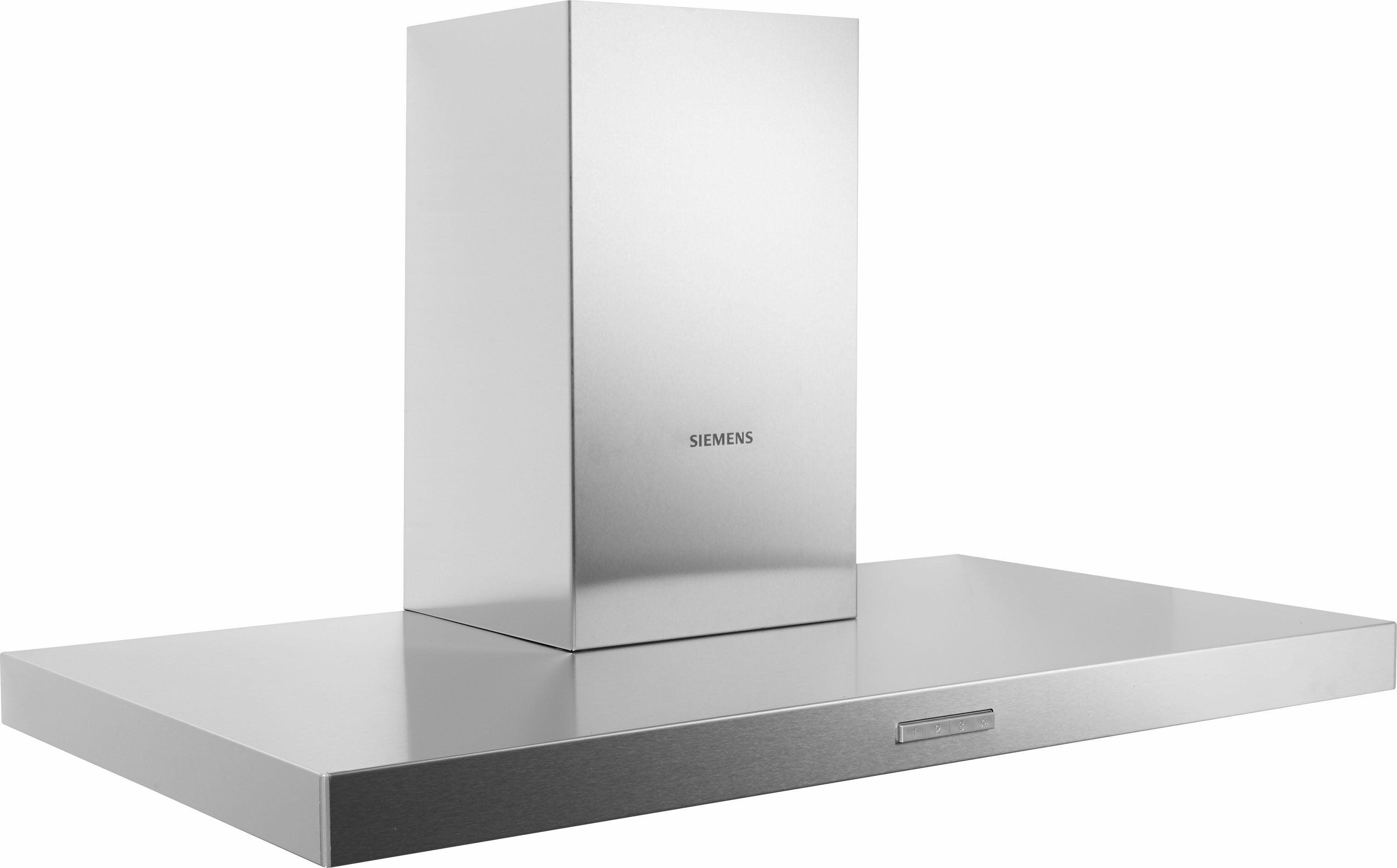 Siemens Wandhaube Serie iQ100 LC94BBC50, Energieeffizienzklasse D