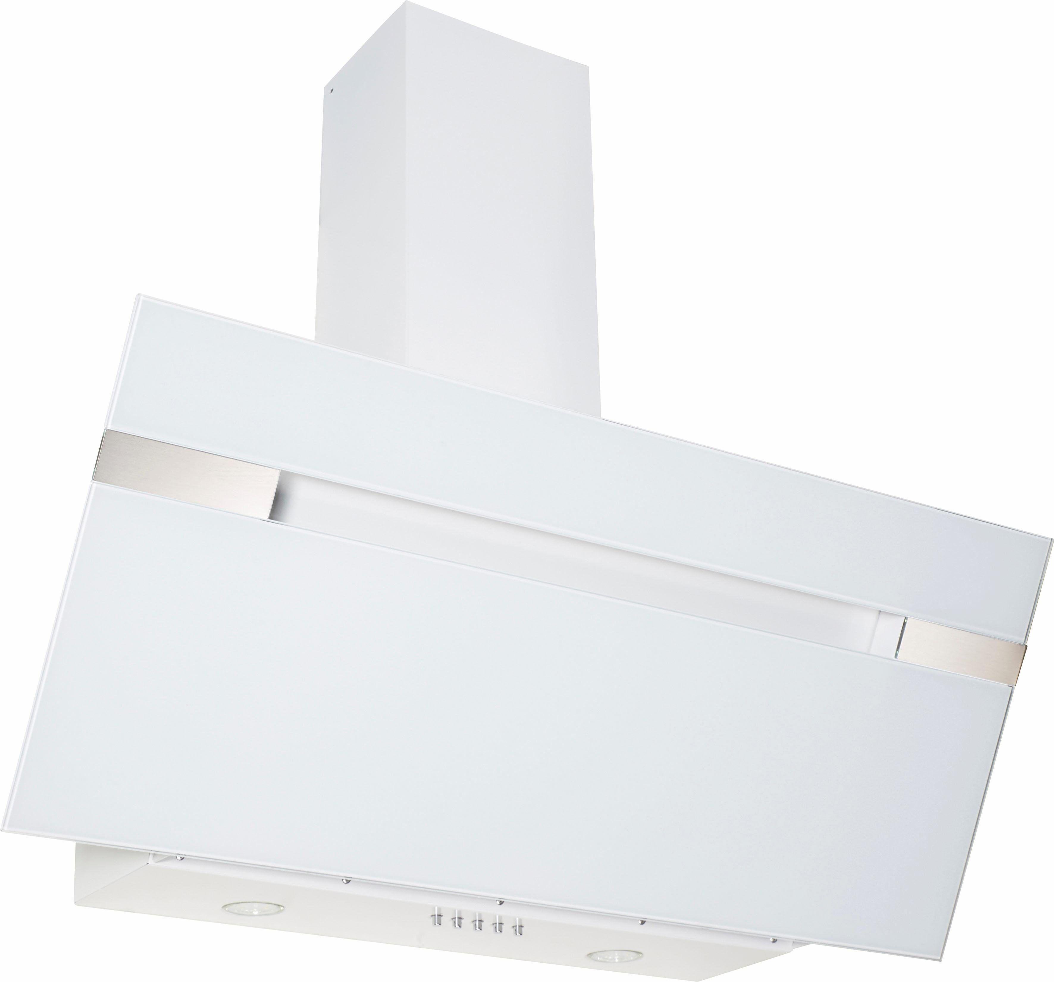 Amica Kopffreihaube KH 17405 W, LED-Beleuchtung, Energieeffizienzklasse B