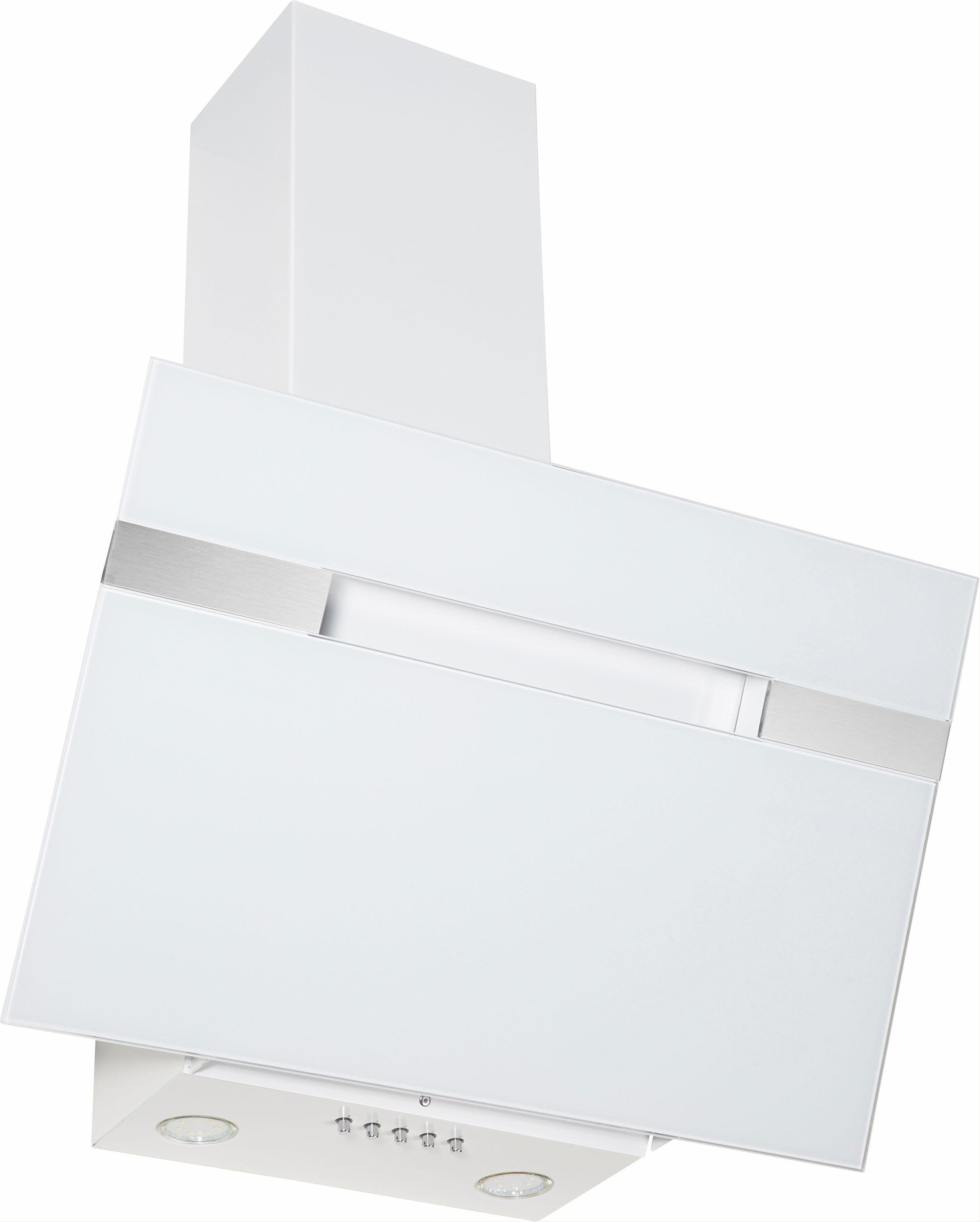 Amica Kopffreihaube KH 17404 W, LED-Beleuchtung, Energieeffizienzklasse C