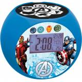 Lexibook® Projektionswecker »Avengers«, blau