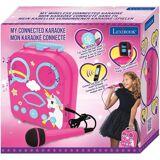 Lexibook® Unicorn Mein tragbarer Lautsprecher mit Mikrofon und Geheimf