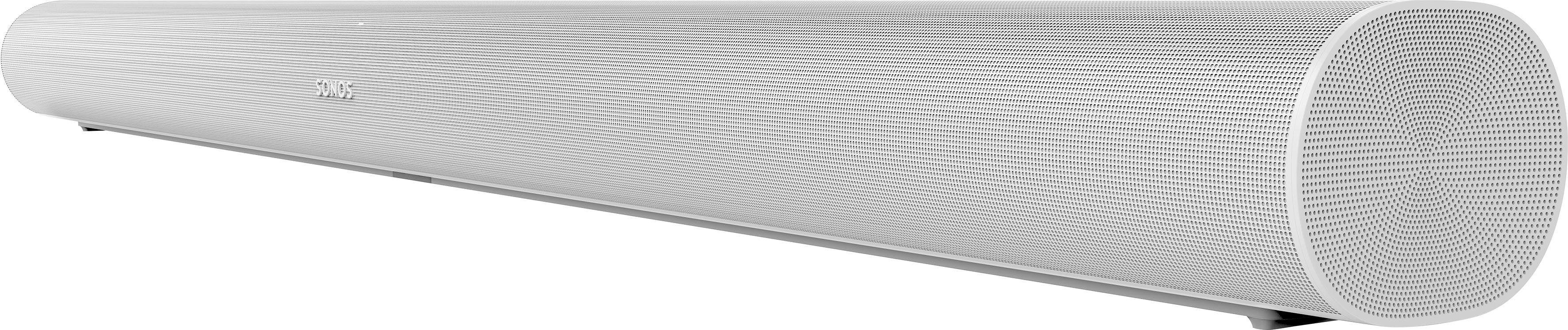 Sonos Arc Premium Soundbar (LAN (Ethernet), WLAN, für TV, Filme und Musik), weiß