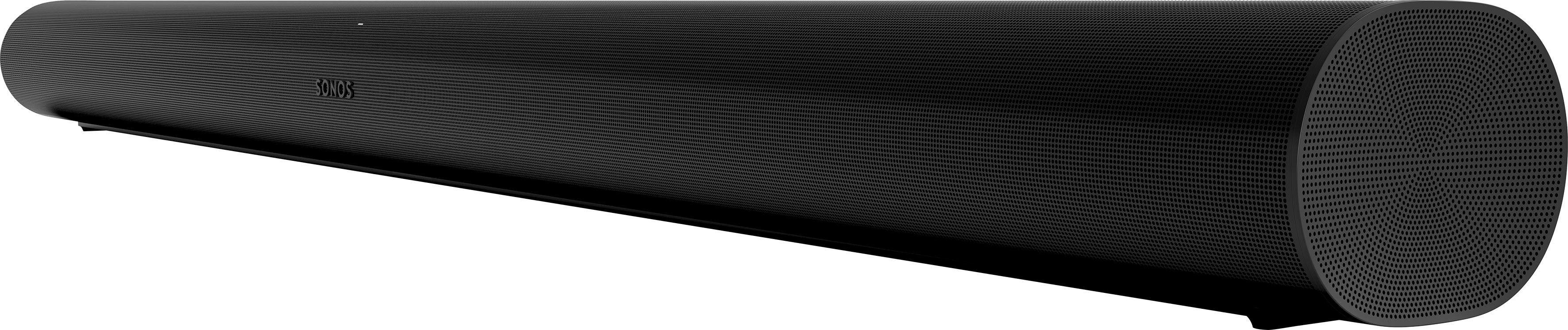 Sonos Arc Premium Soundbar (LAN (Ethernet), WLAN, für TV, Filme und Musik), schwarz