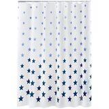 RIDDER Duschvorhang »Stella«, ca. 180x200 cm, blau