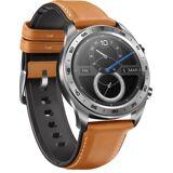 Honor Smartwatch »Watch Magic + Silicone Strap«, Silber-Braun
