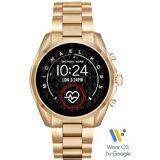 MICHAEL KORS ACCESS BRADSHAW, MKT5085 Smartwatch (mit individuell einstellbaren Zifferblättern)