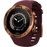 Suunto 5 G1 Smartwatch, weinrot-kupferfarben