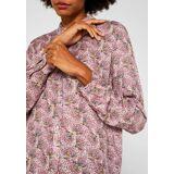 Esprit Hemdbluse mit wunderschönem Alloverprint