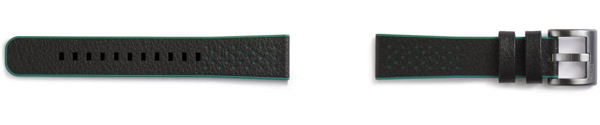 Samsung Ersatz-/Wechselarmband »Hybrid Sport Armband für Gear Sport«, Grün-Schwarz