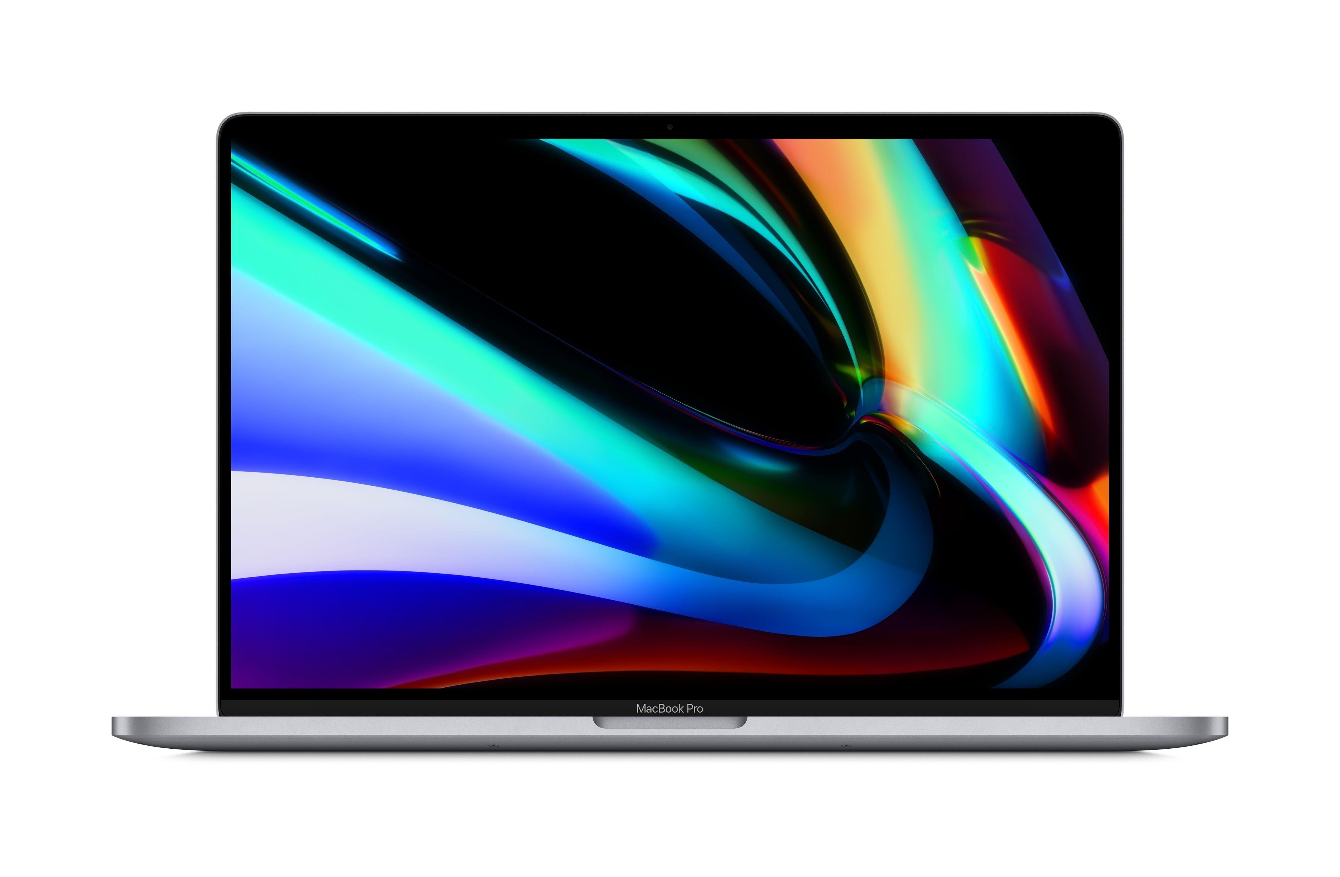"Apple MacBook Pro 16"" Retina »40,6 cm (16) Intel Core, SSD, DDR4 SDRAM«, Space Grau"