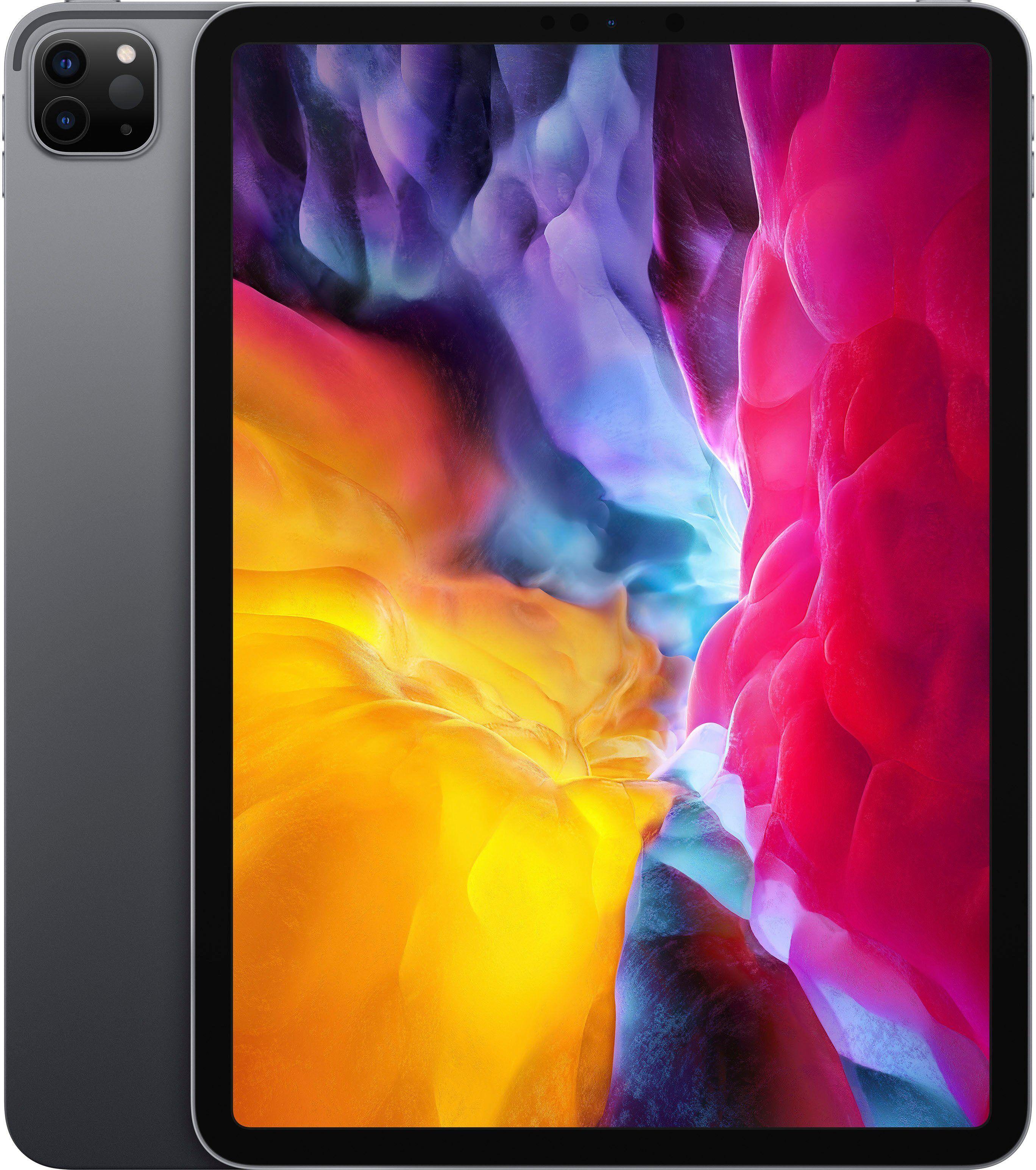 "Apple iPad Pro 11.0 (2020) - 512 GB WiFi Tablet (11"", 512 GB, iPadOS), Space Grau"