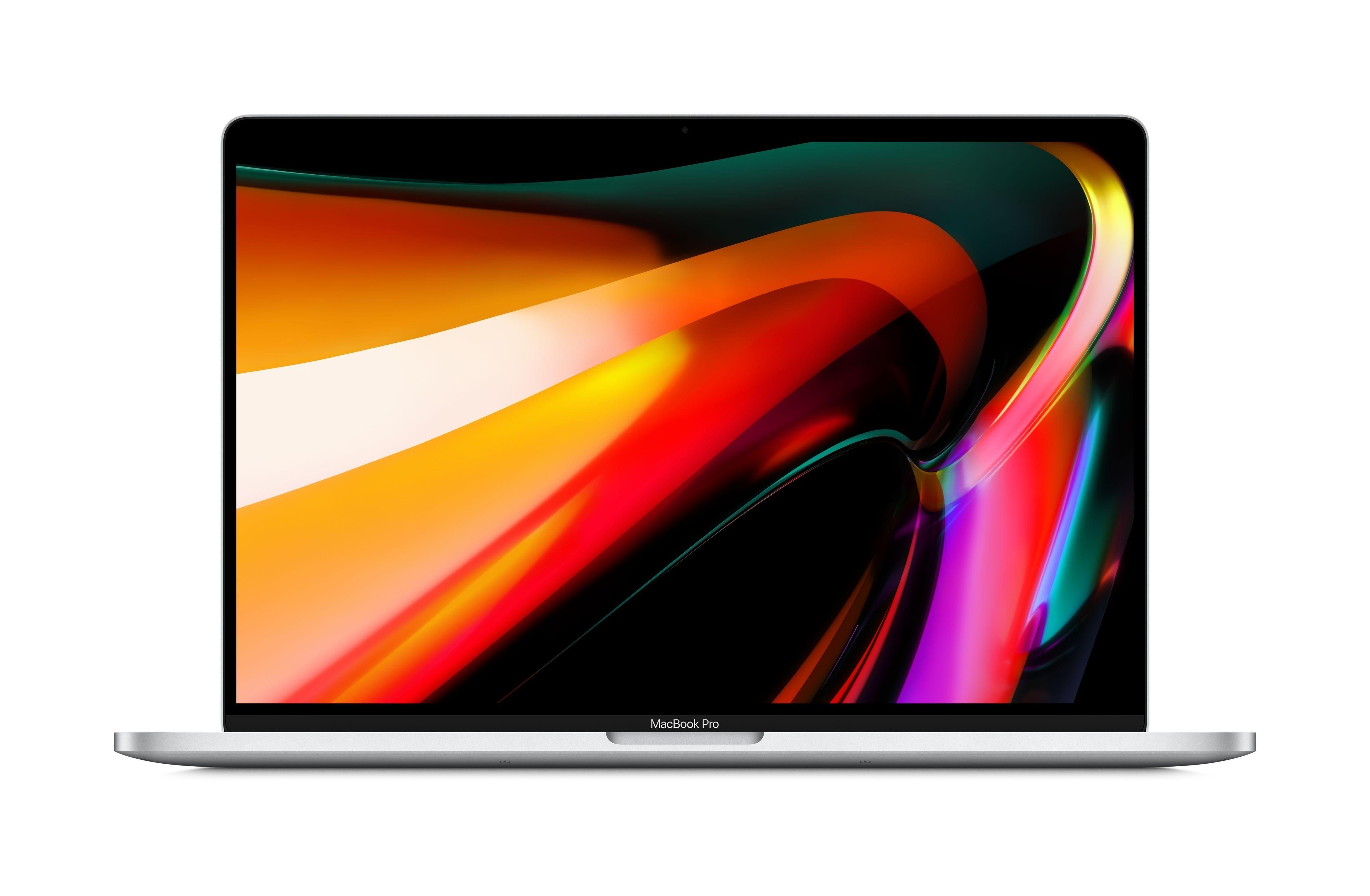 "Apple MacBook Pro 16"" Retina »40,6 cm (16) Intel Core i7, SSD, DDR4 SDRAM«, silber"