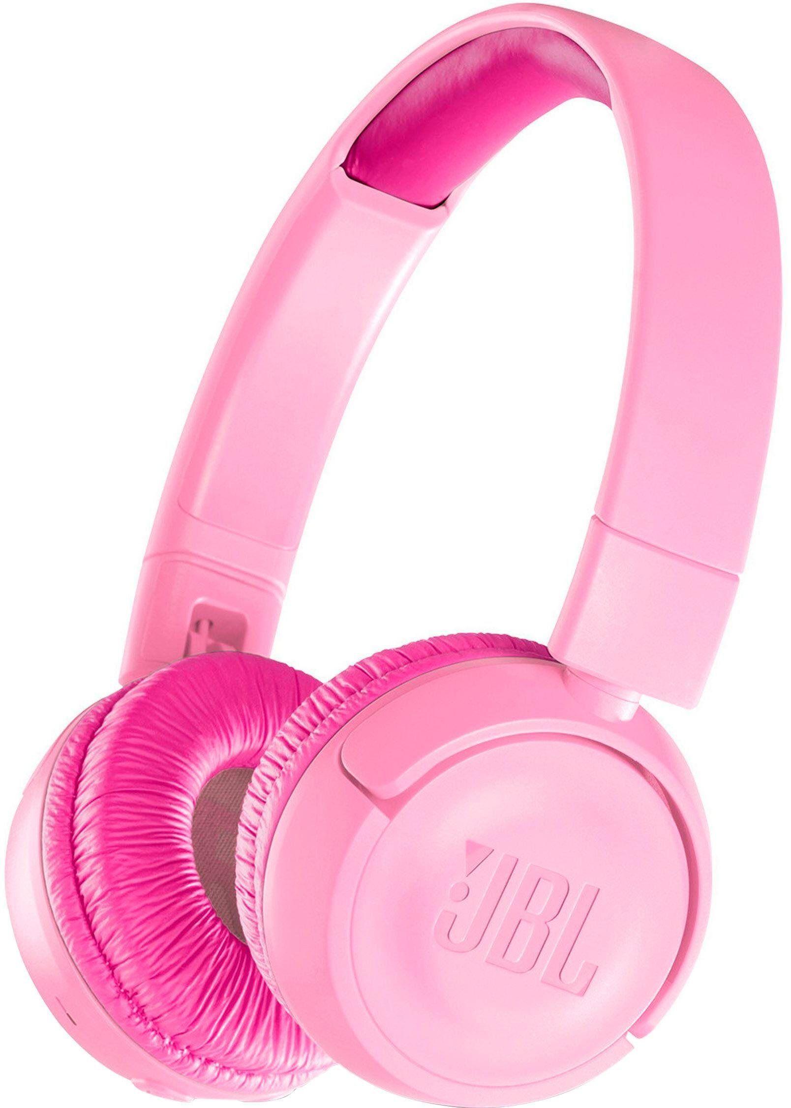 JBL »JR300BT« Bluetooth-Kopfhörer, pink