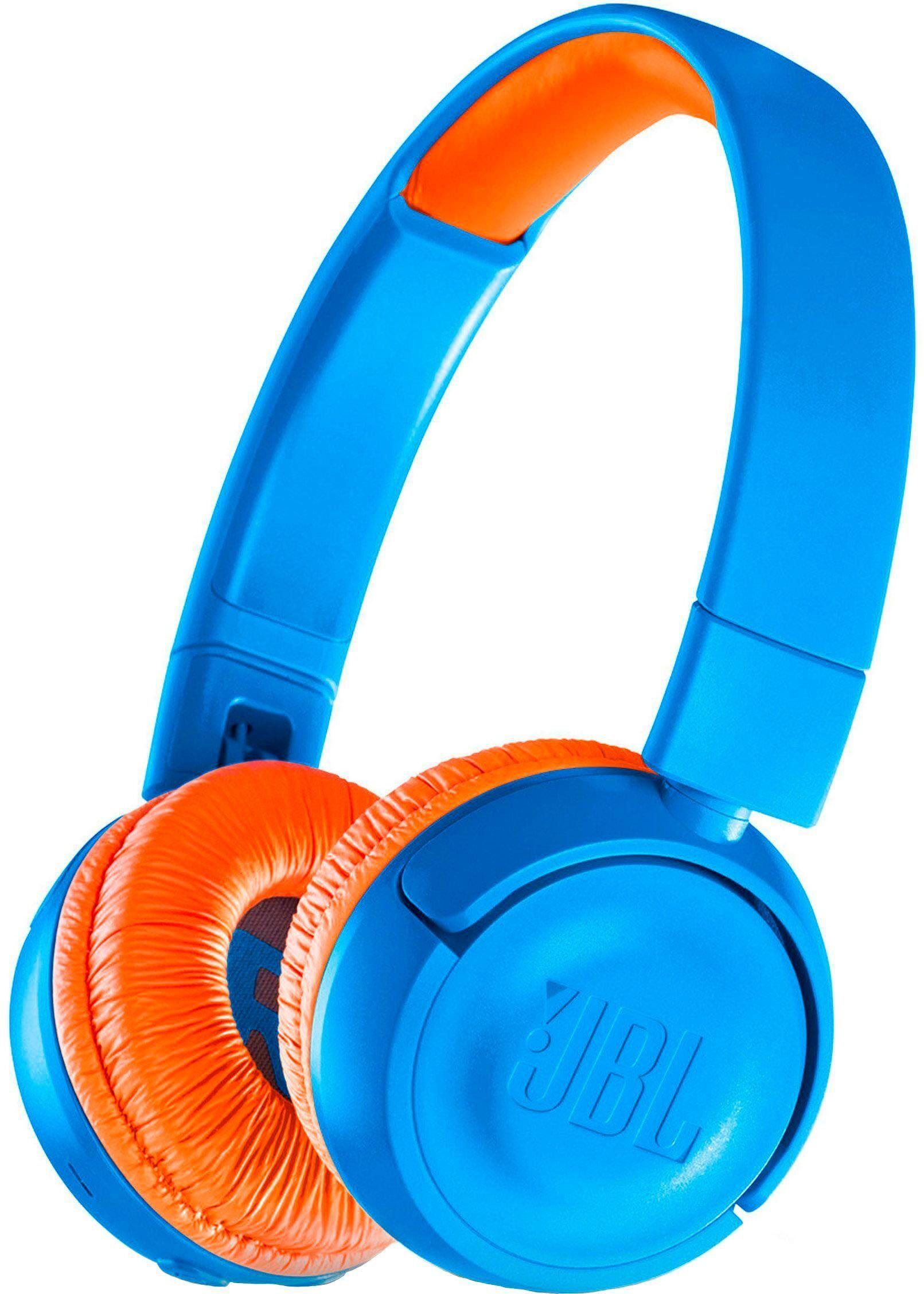 JBL »JR300BT« Bluetooth-Kopfhörer, blau