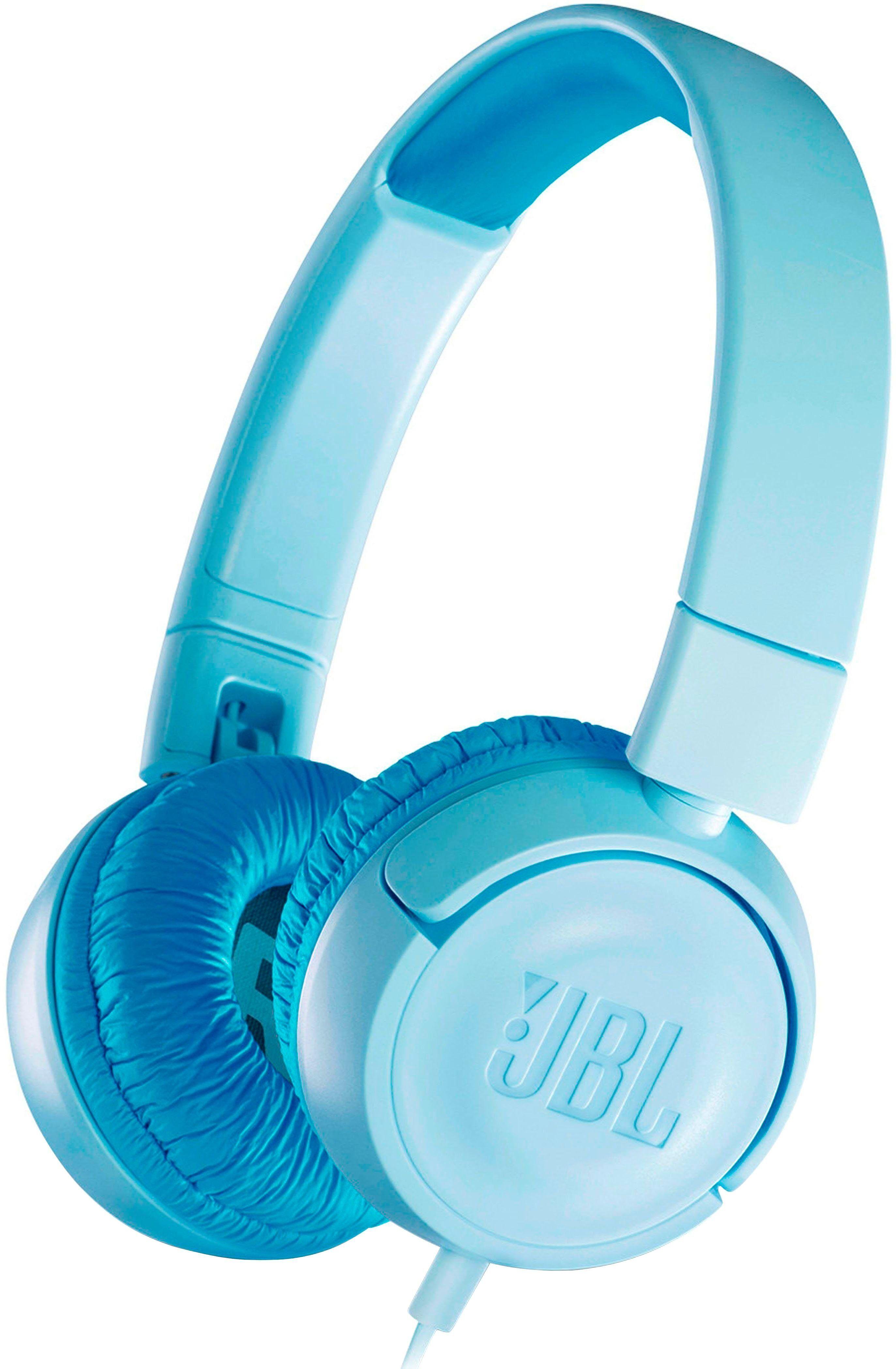 JBL »JR 300« On-Ear-Kopfhörer (für Kinder), blau