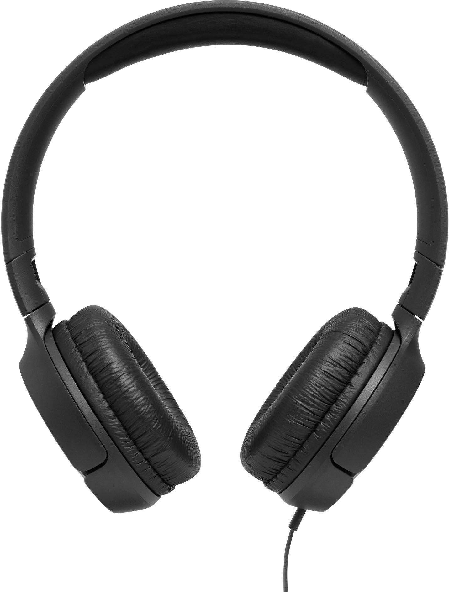 JBL »TUNE 500« On-Ear-Kopfhörer (Siri, Google Assistant), schwarz