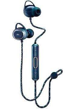 AKG »N200« In-Ear-Kopfhörer (Bluetooth, wireless), blau