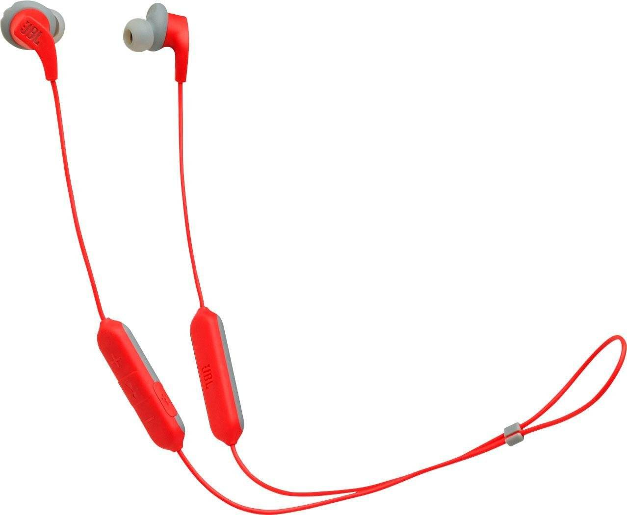 JBL »Endurance Run BT« wireless In-Ear-Kopfhörer (Bluetooth), rot