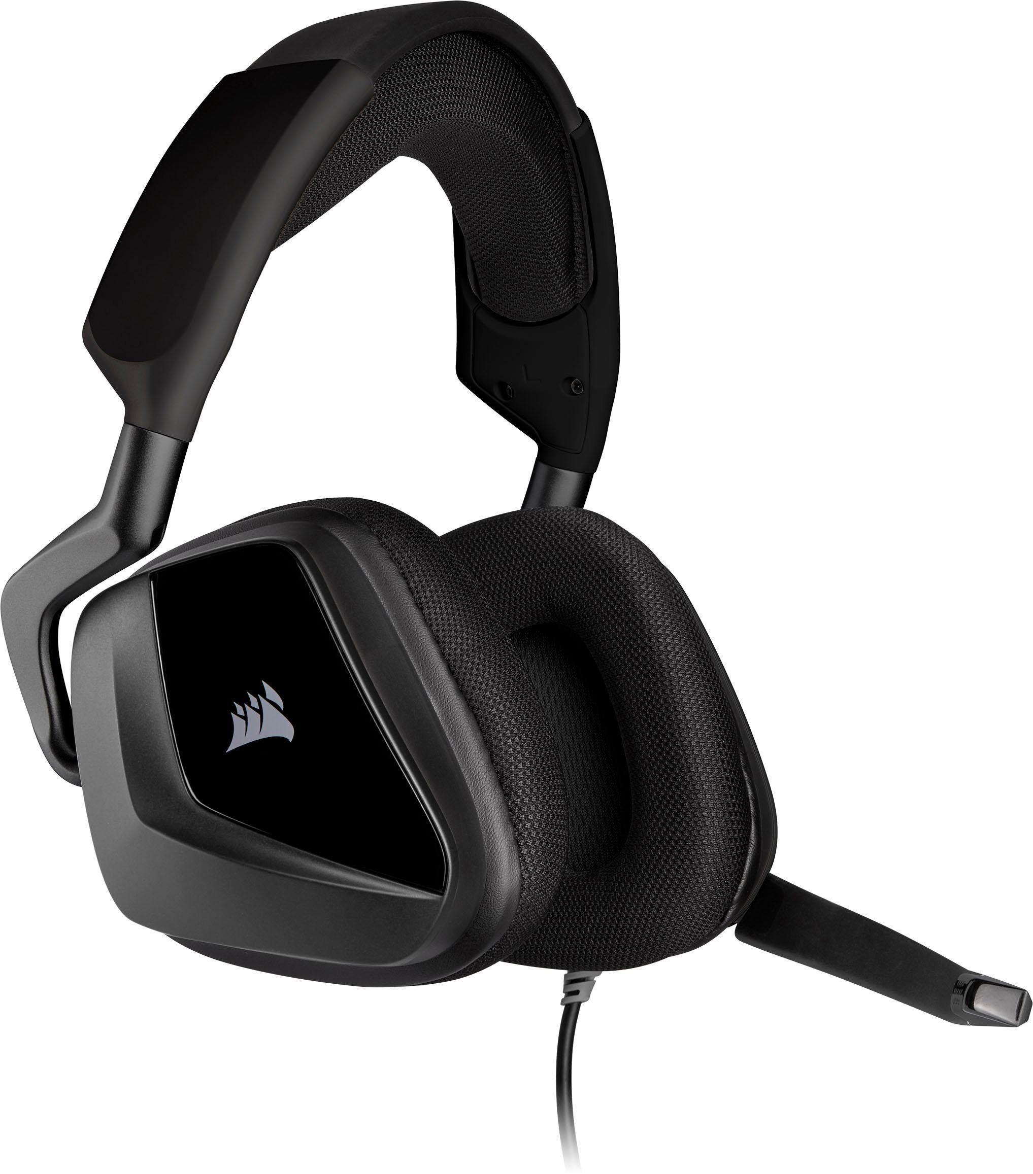 Corsair »Void ELITE Surround« Gaming-Headset (Discord certifiziert, iCUE-Software, speicherbare Audio-Profile), anthrazit