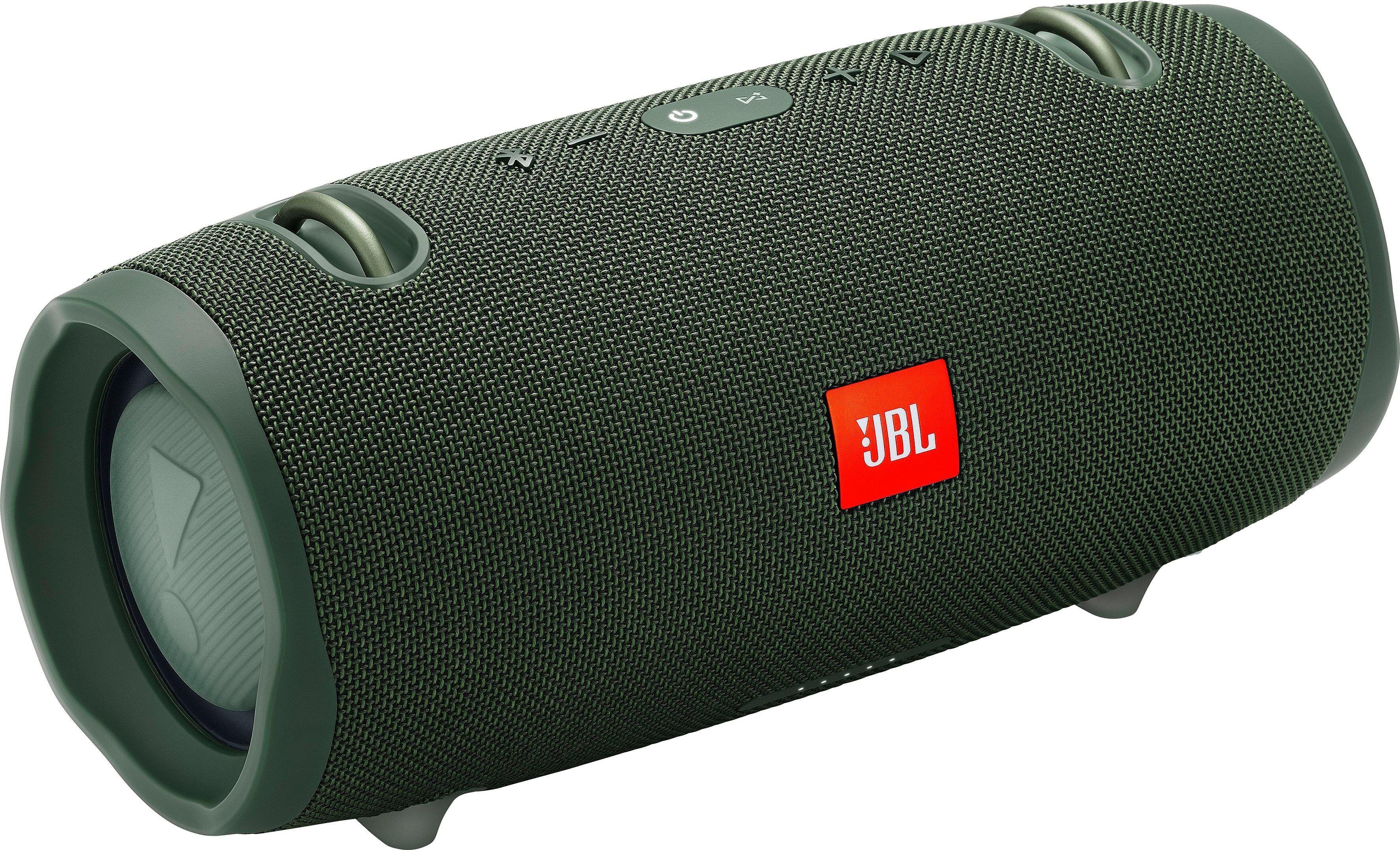 JBL Xtreme 2 ein Portable-Lautsprecher (Bluetooth, 40 W), grün