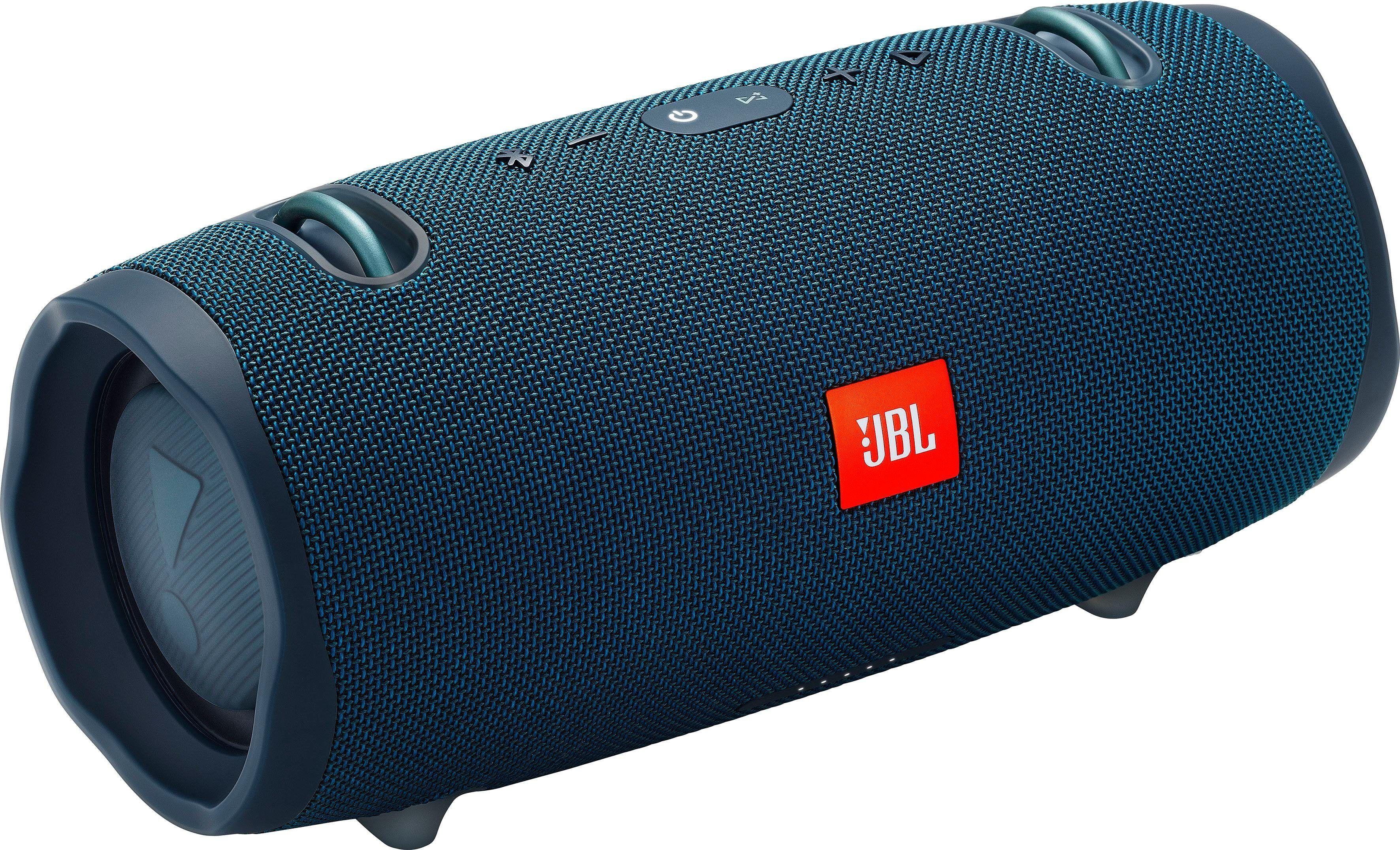 JBL Xtreme 2 ein Portable-Lautsprecher (Bluetooth, 40 W), blau