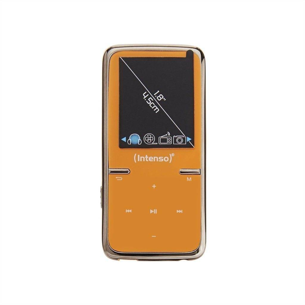 Intenso »Video Scooter 8GB orange« MP3-Player
