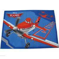 disney planes kinderteppich »spielteppich flugzeuge«, , rechteckig, höhe 5 mm, 133 x 95 cm