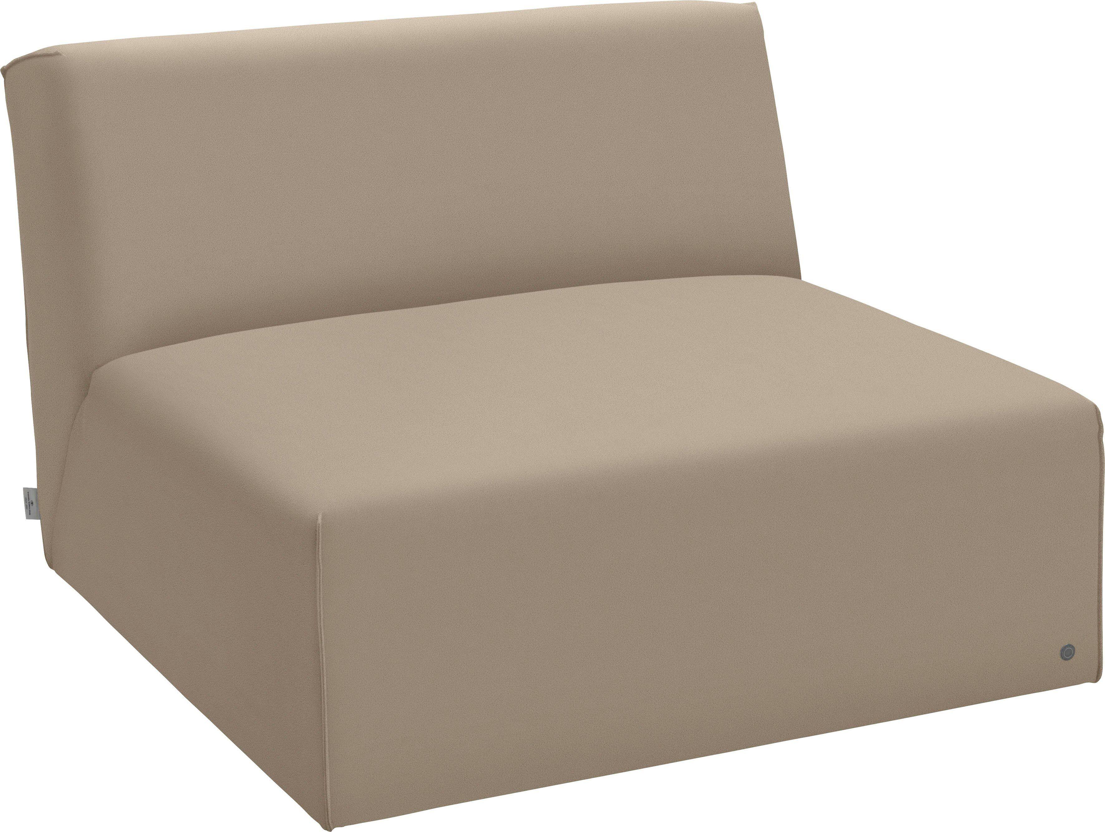 TOM TAILOR Sofaelement »ELEMENTS«, Sitzelement ohne Armlehne, dune TSV 12
