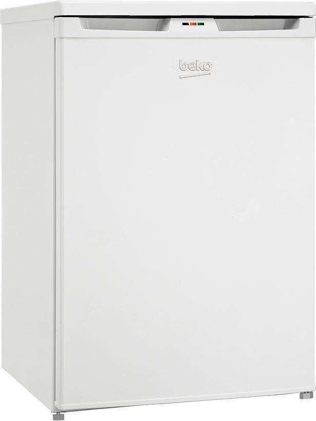 Beko Gefrierschrank FSE1073N, 84 cm hoch, 54,5 cm breit, Energieeffizienzklasse A+