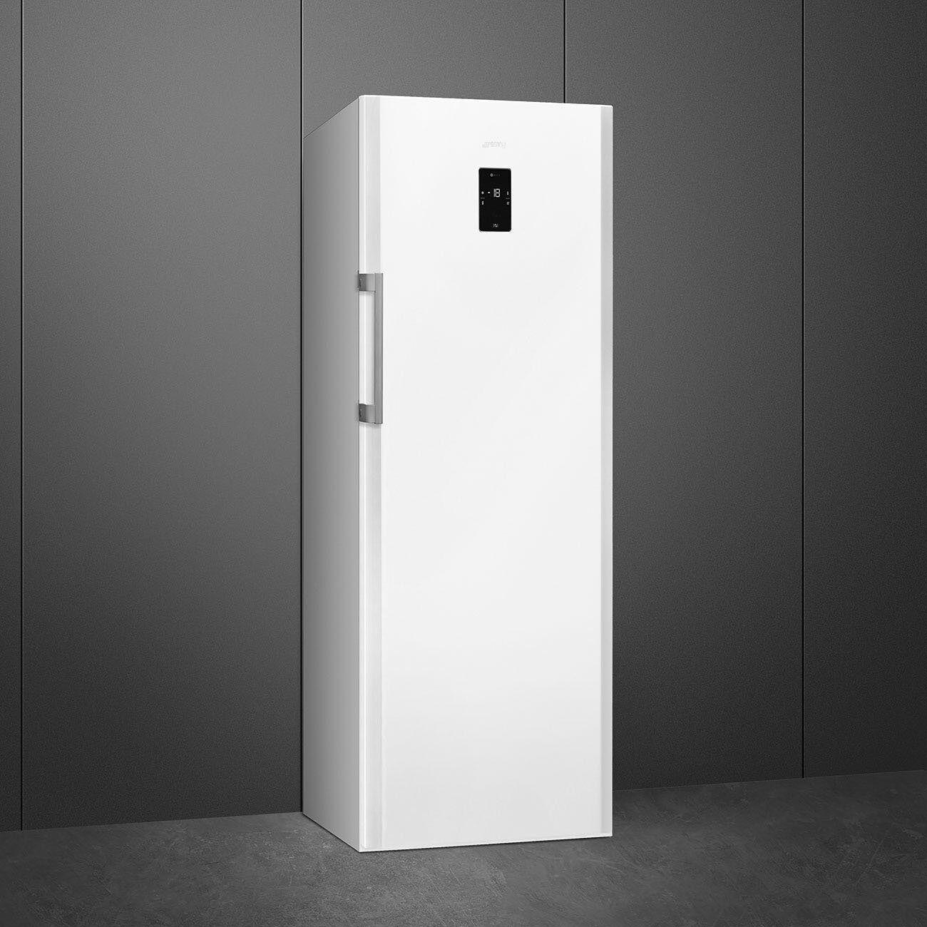 SMEG Gefrierschrank CV2902PNE, 171,5 cm hoch, 59,5 cm breit, Energieeffizienzklasse A++