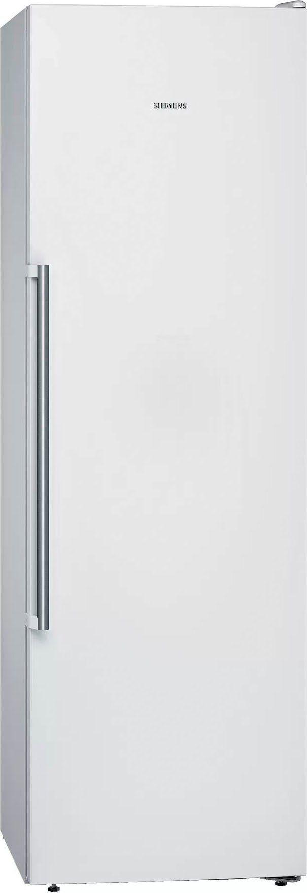 Siemens Gefrierschrank iQ500 GS36NAWEP, 186 cm hoch, 60 cm breit, weiß, Energieeffizienzklasse A++