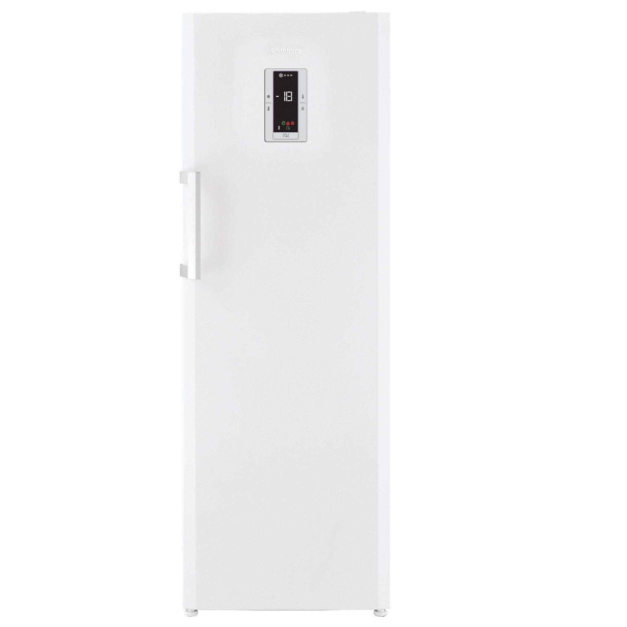 Blomberg Gefrierschrank FNT 9673 A++, 171.4 cm hoch, 59.5 cm breit, LED-Innenbeleuchtung, Twist & Serve-Eiswürfelzubereiter, Energieeffizienzklasse A++