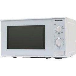 Panasonic Mikrowelle NN-K101W, Grill, 20 l